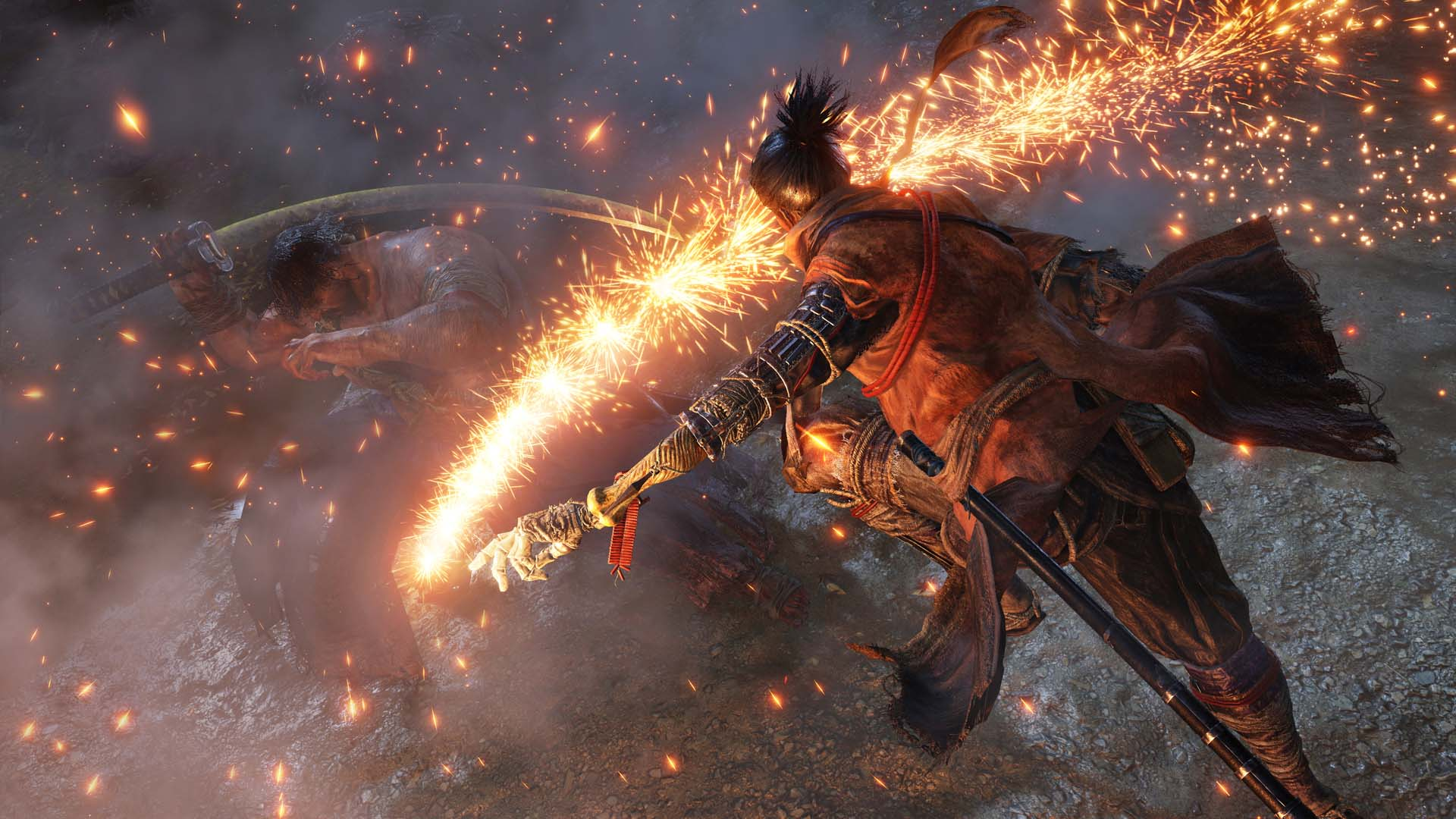 Sekiro Shadows Die Twice Features preview image