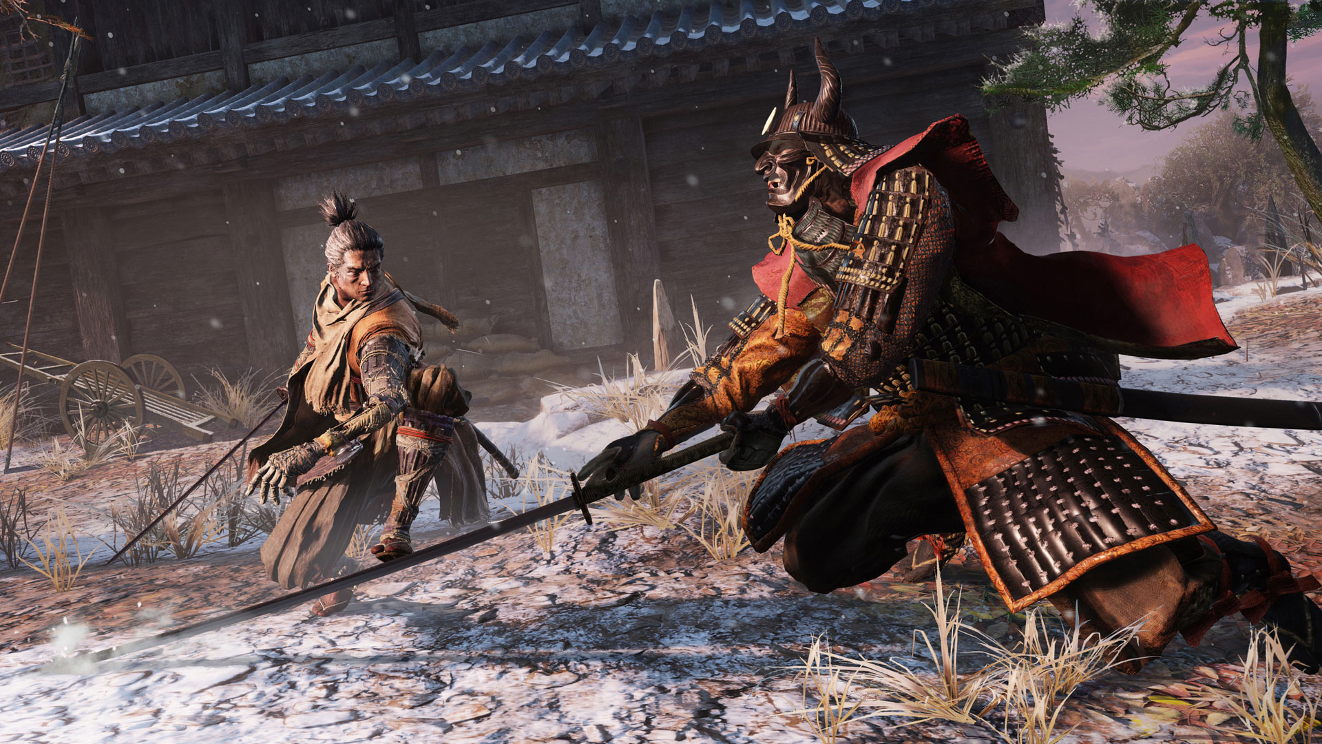 Sekiro Shadows Die Twice launch trailer image 2